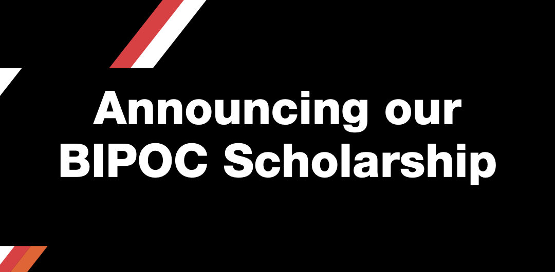 Announcing Strong Training & Coaching's BIPOC Scholarship