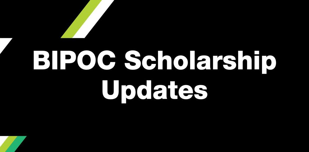 Meet Our Q2 STC BIPOC Scholarship Recipients  // Applications Opened for Next Round of Scholarships